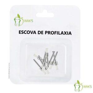 Escova de Profilaxia Cabeça Plana