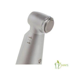 Kit D17 Peças de Mão de Baixa Rotação com Spray Interno e Push Botton (Contra Ângulo + Peça Reta + Micro Motor)