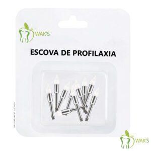 Escova de Profilaxia Cabeça Cônica